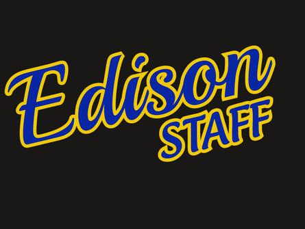 Edison Staff Glitter Hoods