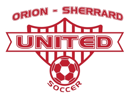 Orion Sherrard Girls Travel Soccer
