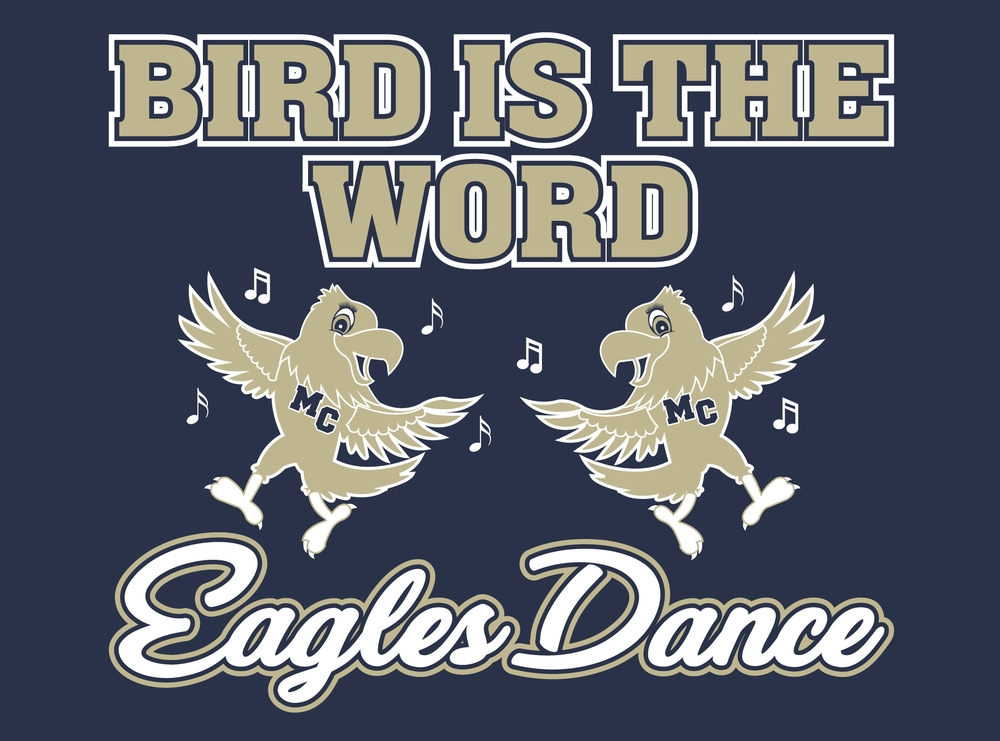 Mercer County Dance Shirts