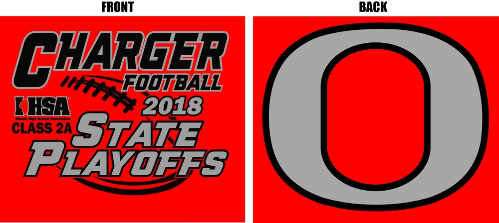 OHS Football Playoff Shirts  CLOSES  Oct. 11th