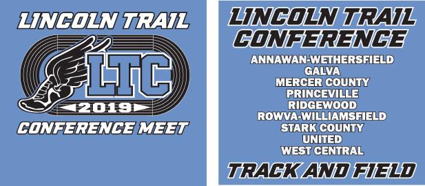 Lincoln Trail Conference Track & Field