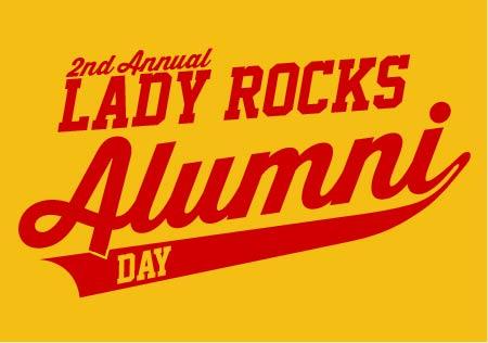 Lady Rocks Softball Alumni Day