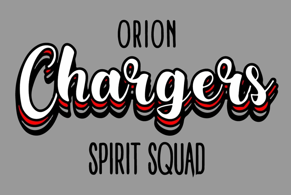 OHS Spirit Squad Shirts