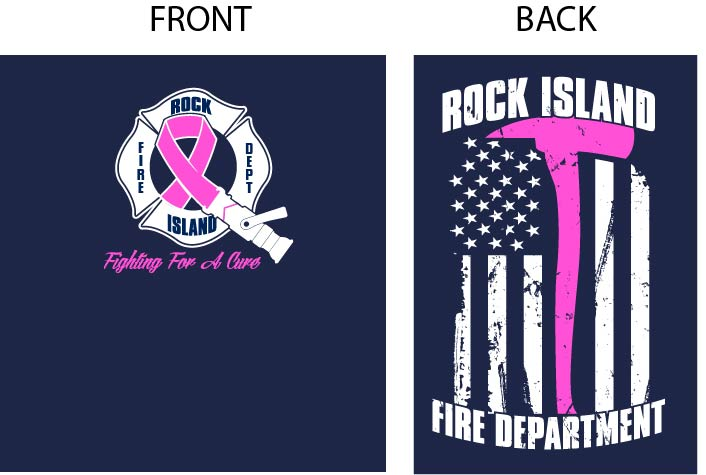 Rock Island Fire - Fighting For A Cure