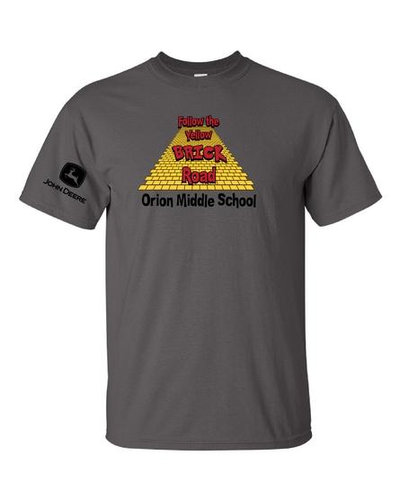 Lego Yellow Brick Road