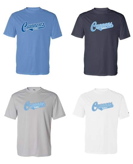Cannons Badger Short Sleeve