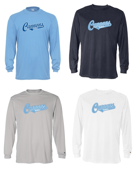 Cannons Badger Long Sleeve