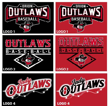 Orion Outlaws Decal