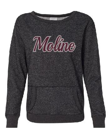 Moline Glitter Crew (Design 3)