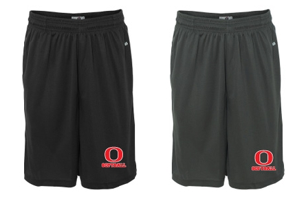 OHS Softball Shorts