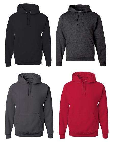Bureau County Blaze Hooded Sweatshirt