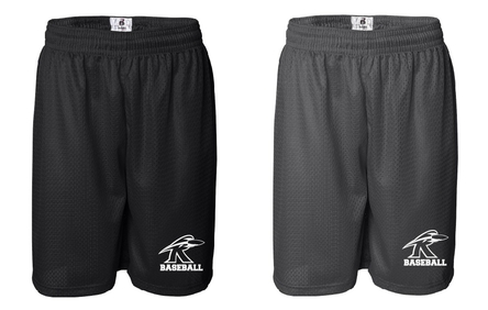 Badger Mesh Shorts