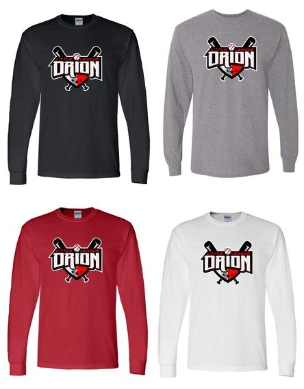 Orion Little League Spiritwear Long Sleeve