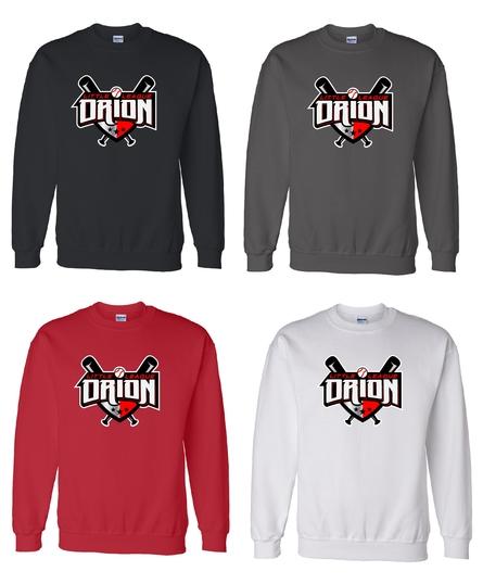Orion Little League Spiritwear Crew