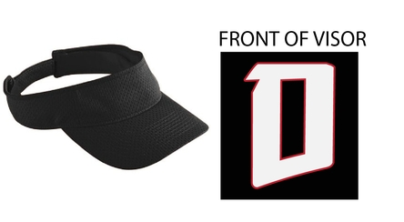 Orion Little League Visor