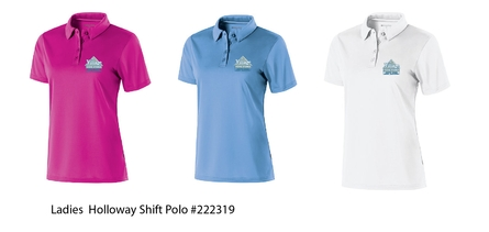 Village Home Stores Holloway Ladies Shift Polo
