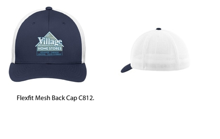 Village Home Stores Flexfit Mesh Back Cap