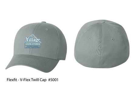 Village Home Stores Flexfit  V-Flex Twill Cap