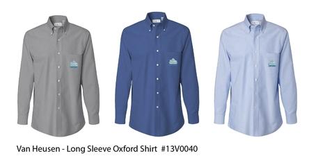 Village Home Stores Van Heusen Long Sleeve Oxford Shirt