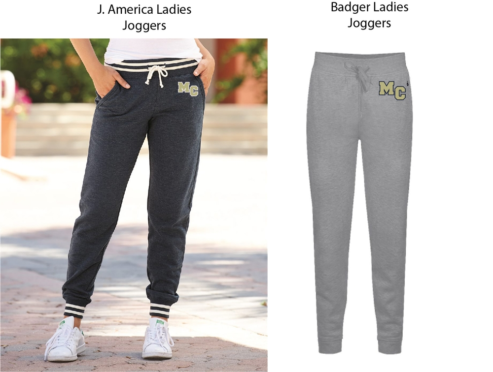 Ladies Joggers