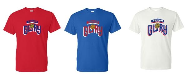 Texas Glory Softball Short Sleeve