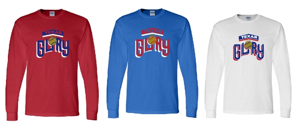 Texas Glory Softball Long Sleeve