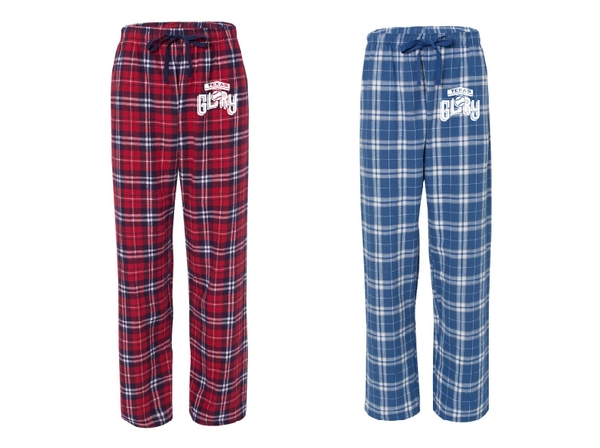Texas Glory Flannel Pants With Pockets