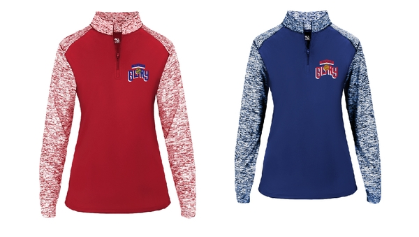 Texas Glory Sport Blend Ladies 1/4 Zip