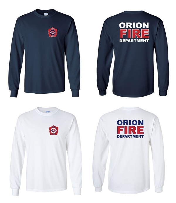 Orion Fire Long Sleeve Design 1