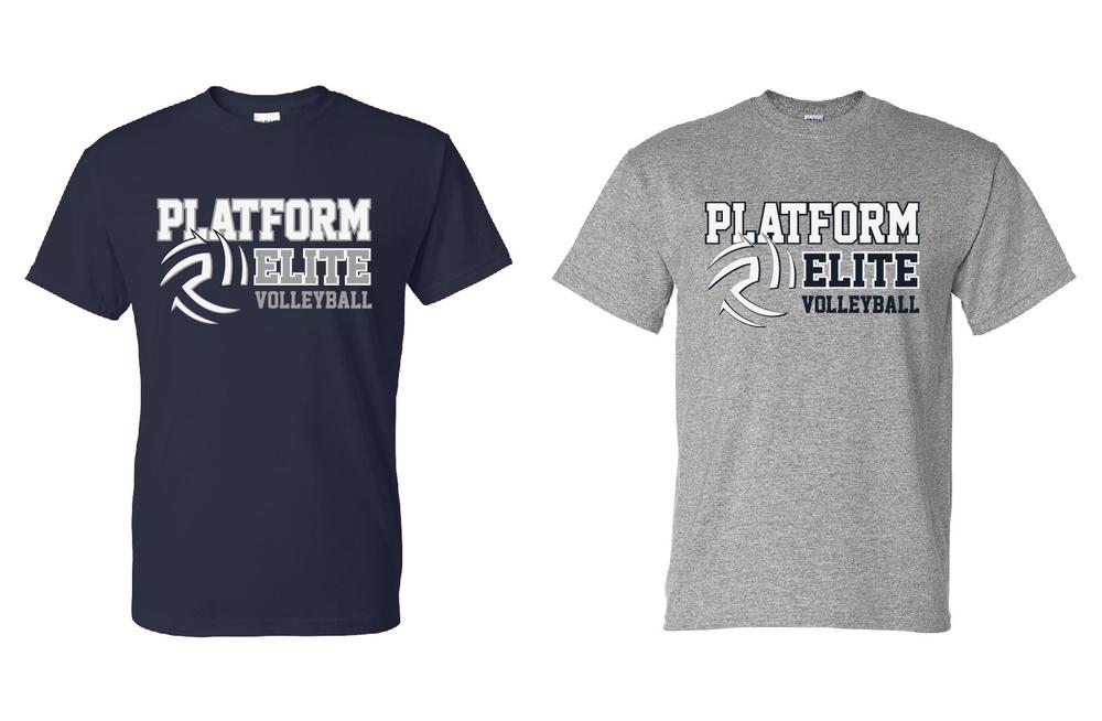 Platform Elite Volleyball Short Sleeve