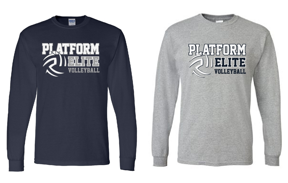 Platform Elite Volleyball Long Sleeve