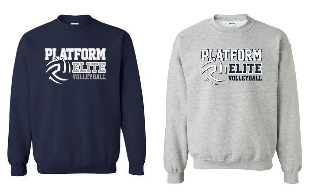 Platform Elite Volleyball Crewneck