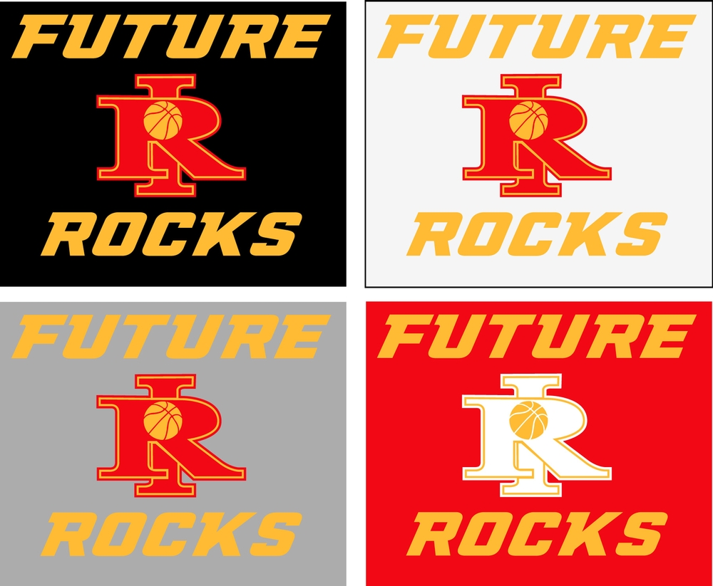 Future Rocks RI Design T-shirts and Sweatshirts