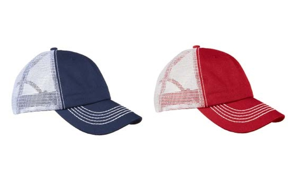 Texas Glory Softball Mesh Trucker Cap