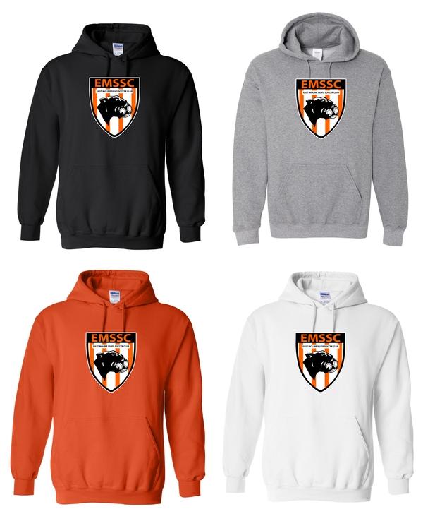 East Moline Silvis Soccer Hooded Sweatshirt