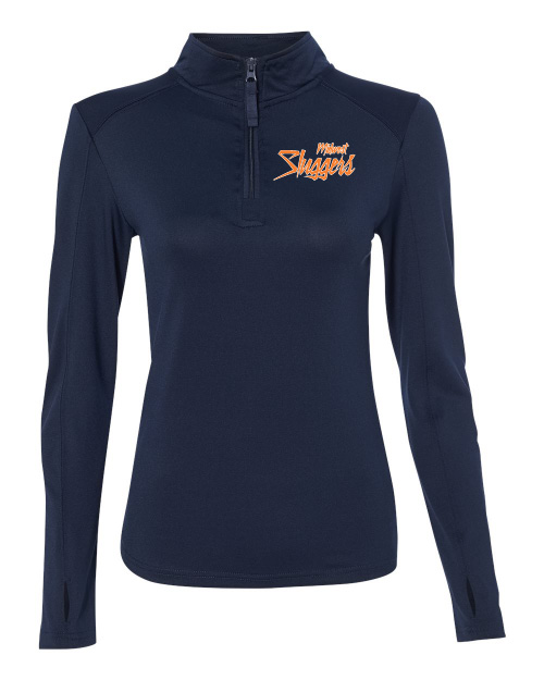 Ladies Badger 1/4 Zip