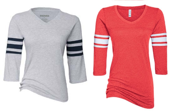 Enza Ladies Football Tee