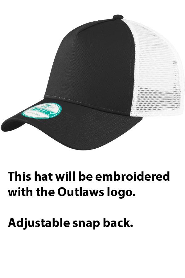 New Era Snap Back Trucker Hat