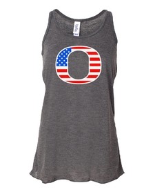 """O"" 4th - Ladies Tank"