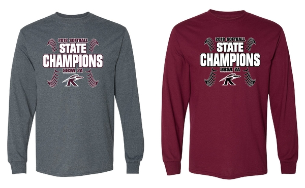 Rockridge State Champs Long Sleeve