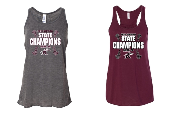 Rockridge State Champs Flowy Tank