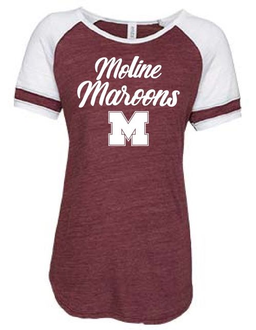 Moline Class of 63 Ladies T
