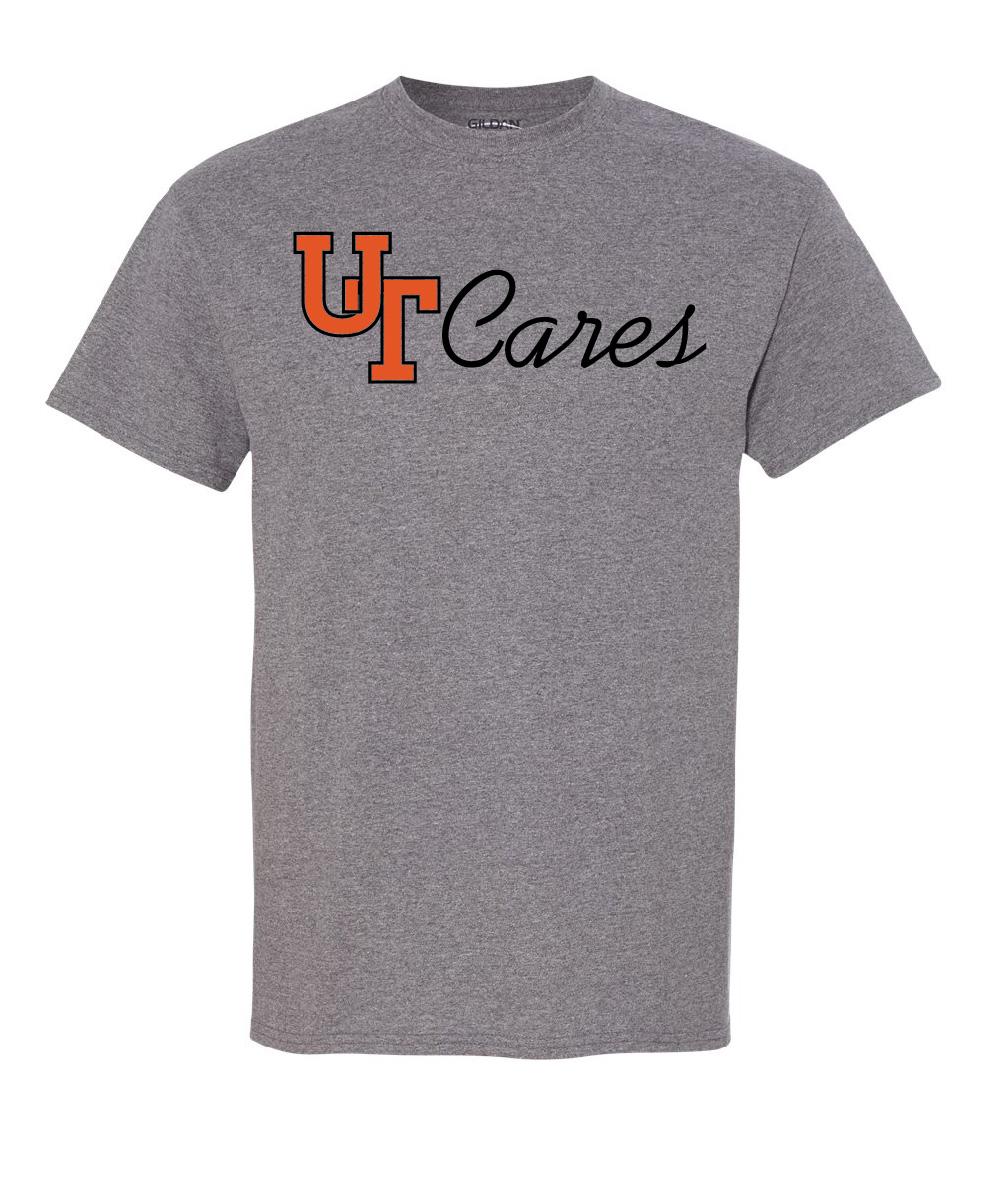UT Cares T-shirts