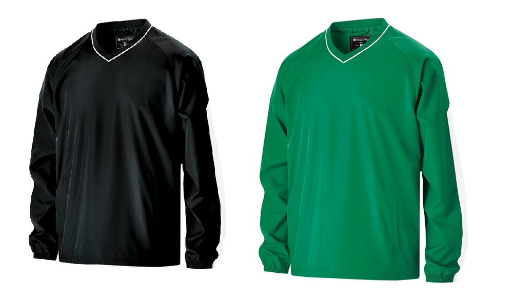 Green Xtreme Pullover