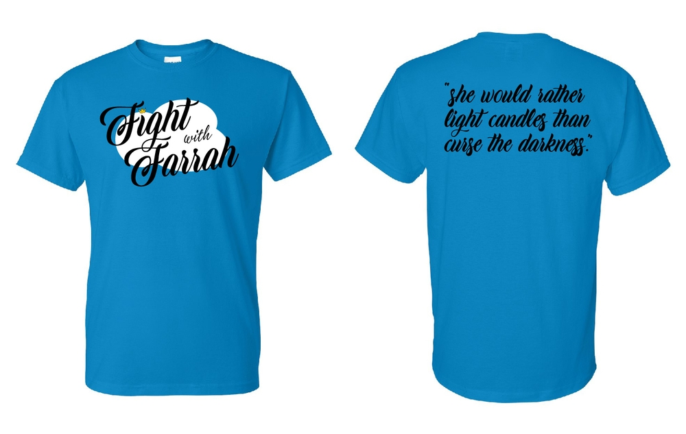 Fight with Farrah Shirts