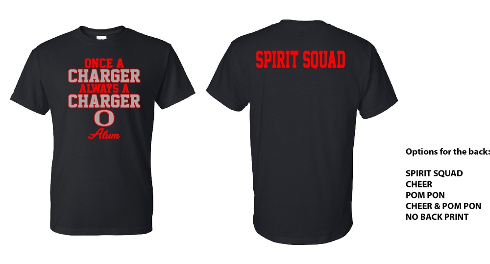 Once A Charger Short Sleeve