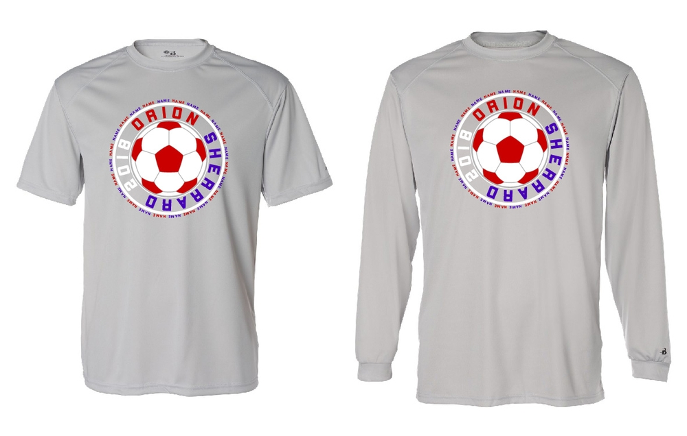 O-S Soccer Poly Shirts