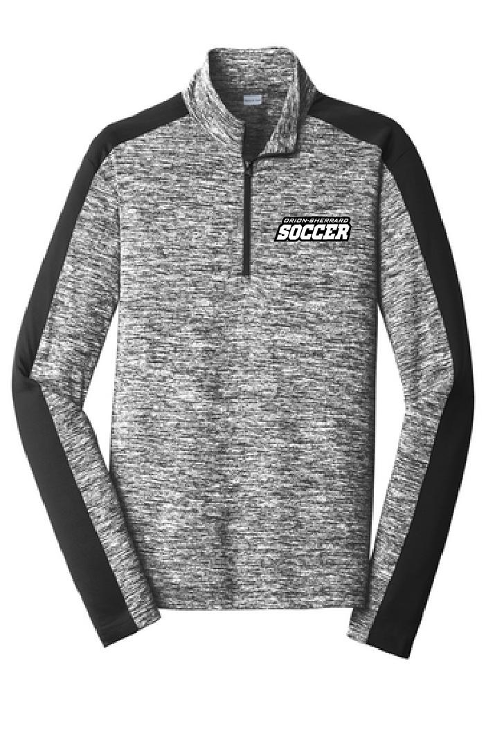 O-S Soccer 1/4 Zip