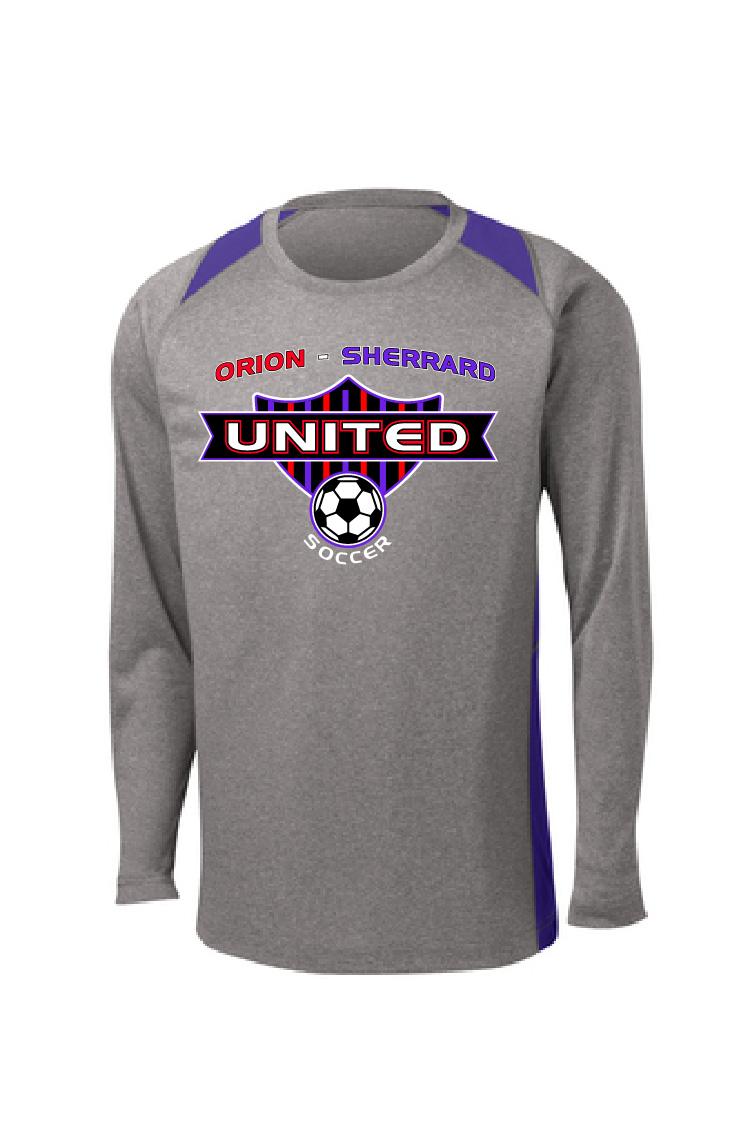 O-S Soccer Long Sleeve Jersey
