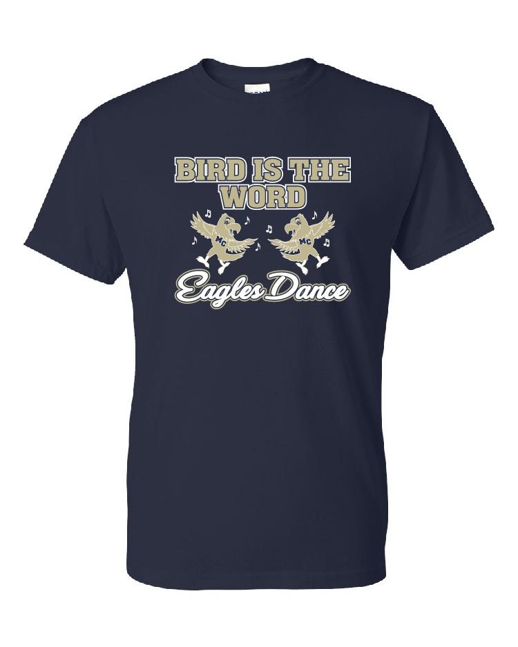 Mercer County Dance Short Sleeve